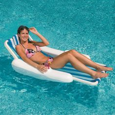 blue wave sunchaser sunsoft luxury pool lounger pool floats pinterest luxury pools