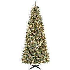 Bethlehem Lights Slim Christmas Tree