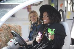 "Gillian Jacobs and Yvette Nicole Brown on Community from the episode ""For a Few ..."