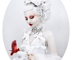 Dark Beauty Magazine Photographer/Retoucher: The Wild Rose's Mesmerizing Stories Dark Beauty, Gothic Beauty, Foto Fantasy, Fantasy Art, Gothic Art, Victorian Gothic, Dark Gothic, Gothic Steampunk, Steampunk Clothing