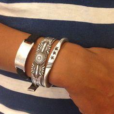 Scosha ID bracelets #gentsjewelry great to see you today @loftmancompany see you September in Japan!  SHOP SCOSHA MENS BRACELETS ➳ http://shop.scosha.com/msbid3/