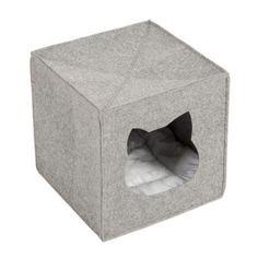 Katzenhöhle für Expedit Regal von Ikea