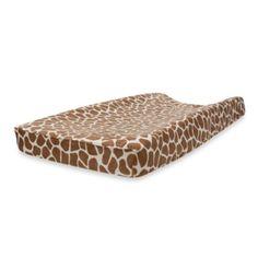 Lambs & Ivy® Peek-a-Boo Jungle Changing Pad Cover - BedBathandBeyond.com