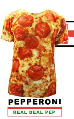 Pizza Shirt!