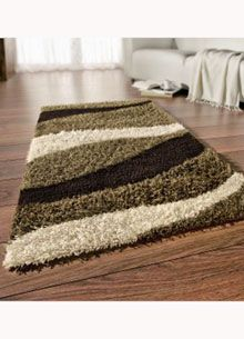 Havannah Acrylic Tufted Latch Hook Rug Kit. Price: £132.76 Size: 80x150cm