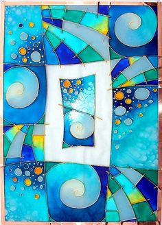 Inspiration - stained glass design