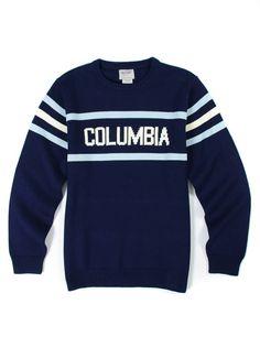 Columbia Crewneck St