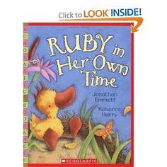 Ruby In Her Own Time (Scholastic Bookshelf): Jonathan Emmett: 9780439862783: Amazon.com: Books