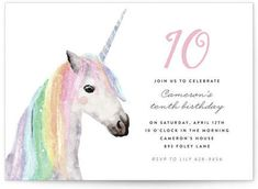 The Ultimate Unicorn Birthday Party Guide