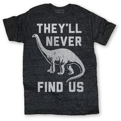 Never Find Us Tee Mens, $19.50, now featured on Fab.