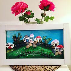 #gifts #art #stonepainting #pebbleart #taşboyama #taştanevler #rockpainting #instagram #handmade #love