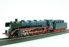 Märklin H0 - BR 03 Blauw  zwart  Rood uit set 29845
