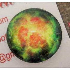 Cabujón de cristal circular 20 mm modelo 29