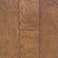 Millstead Antiqued Maple Bronze 3/8 in. Thick x 4-3/4 in. Wide x Random Length Engineered Click Hardwood Flooring (33 sq.ft./case)-PF9536 at The Home Depot