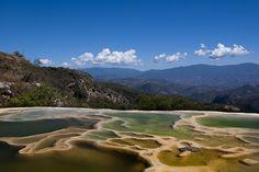 Hierve el agua; Oaxaca,Mexico