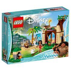 lego disney princess moanas island adventure 41149
