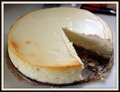 New York Cheesecake - Low Carb