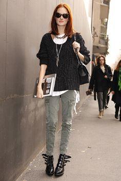 A dream called fashion - Fashion blog: Women in the fashion world: Taylor Tomasi Hill