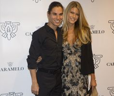 Julio Iglesias Jr. y Charisse #people #couples #celebrities