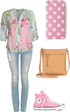 """""""A Day in High School #26"""" by gigglez-loves-tacos ❤ liked on Polyvore"""