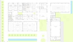 The #British CollegeBahrain - University Campus in Middle East   by SI architects - Ground floor plan