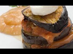▶ Berenjena con tomate y queso de cabra de Karlos Arguiñano - YouTube
