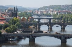 **Letna Park (great view of the city) - Prague, Czech Republic