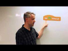 Barnhack: Kom igång med Scratch (del 1/7) - YouTube