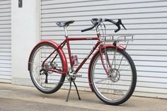 SURLY disc trucker | BUILT BY BLUE LUG