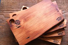 Reclaimed Serving Boards