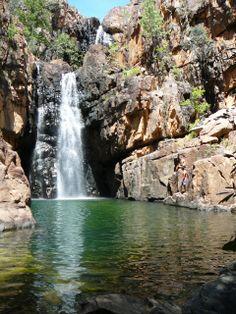 Southern Rockpool Falls NT