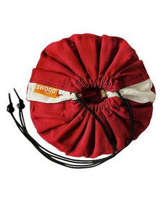 Red Mini Swoop Bag #zulily #zulilyfinds