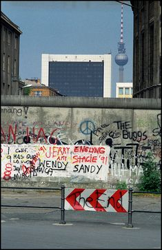 The End, Berlin 1989