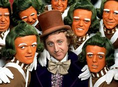 Willy Wonka and the Chocolate Factory, the original could never be duplicated...
