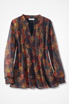 Faded Glory Women S Fashion Plaid Popover Shirt Walmart Com