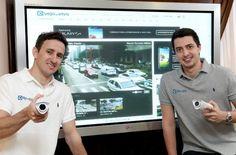 Com proposta semelhante a de sites como o Earthcam, a startup VejoaoVivo tem 700 câmeras espalhadas em 63 cidades do Brasil, para que usuários monitorem trânsito e movimento. Com 9 funcionários, 7 milhões de visualizações e 1 milhão de usuários únicos por mês, lançou recentemente apps para iOS e Android. No Link ♦ por Ligia Aguilhar.