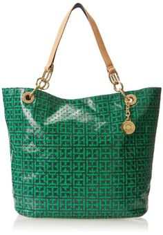 Tommy Hilfiger TH Signature Reversible Th88 Coated Canvas Shoulder Bag,Navy/Green,One Size Tommy Hilfiger http://www.amazon.com/dp/B00HR14WG8/ref=cm_sw_r_pi_dp_K5lPtb0MMVW74B96