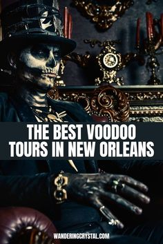 The Best Voodoo Tours in New Orleans, New Orleans Voodoo Tour, Best New Orleans Voodoo Tours, Spooky things to do in New Orleans, New Orleans Ghost tours 2021, self-guided voodoo tour New Orleans, New Orleans ghost tour, Dark History Tour New Orleans, Voodoo and cemetery tour New Orleans, wanderingcrystal, Marie Laveau Voodoo Queen of New Orleans, Voodoo history tours in New Orleans, best voodoo shops in New Orleans, New Orleans voodoo dolls #voodoo #neworleans #louisiana #usa #darkhistory Tours New Orleans, New Orleans Travel, Voodoo Shop, New Orleans Voodoo, Marie Laveau, Ghost Tour, Voodoo Dolls, Louisiana Usa, Good Things