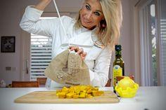 sacchetti salvafreschezza per frutta e verdura #fackelmann #mangiaredadio