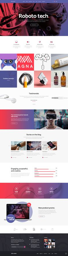 With Hoshi WordPress theme you can easily create stunning presentations of your work or any other aspect of your digital agency. Hoshi, Website Layout, Web Layout, Wireframe, Theme Forest, Top Wordpress Themes, Portfolio Web Design, Splash Page, User Experience Design