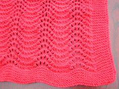 Knitting | Easy Knitting Baby Blanket Patterns – Catalog of Patterns