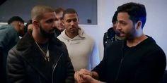 David Blaine bluffe Drake et Stephen Curry avec un tour de magie (VIDEO)