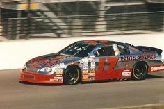 Darrell Waltrip #17 Western Auto Chevrolet Lumina NASCAR Sam Bass Poster