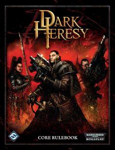 d1470d4c418e Dark Heresy Core Rulebook Despite an awesome setting