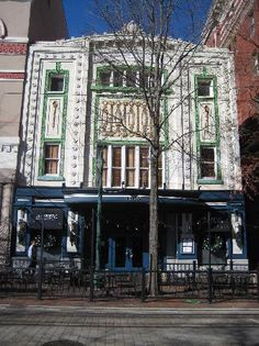The Majestic Grille in Memphis, TN, a renovated theatre and a 'don't miss' when in Memphis.