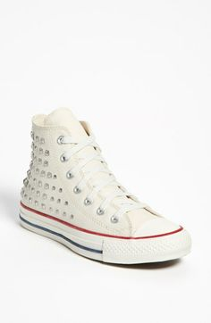 Converse Chuck Taylor® All Star® 'Collar Studs' Sneaker (Women) available at #Nordstrom $74.95