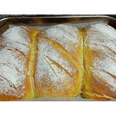Swwet Potato Sourdough Bread