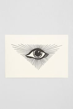 Featherweight Glint Ray Art Print - UO