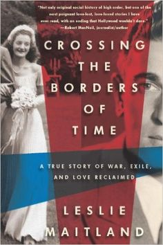 Amazon.com: Crossing the Borders of Time: A True Story of War, Exile, and Love Reclaimed (9781590515709): Leslie Maitland: Books