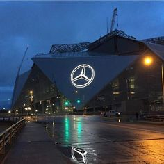 """2,042 Likes, 30 Comments - Atlanta (@a_t_l_a_n_t_a) on Instagram: """"T H E N E S T . Does anyone know who's sponsoring the new stadium? Snap via @atlantafalcons!…"""""""